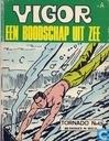 Strips - Vigor - Een boodschap uit zee