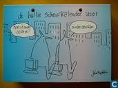 Hullie Scheurkalender 2001