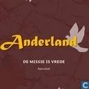 Anderland De missie is vrede Aanvulset