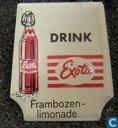 limonade aux framboises, Exota