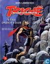 Comic Books - Trigan Empire, The - Stad onder vuur