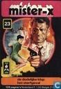 Comic Books - Mister-X [Tulpstrip] - De dodelijke klap + Het sterfgeval