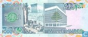 Libanon 1000 Livres