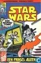 Strips - Star Wars - Een prinses alleen !!