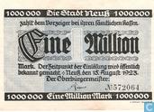 Neuss 1 Miljoen Mark