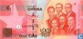 Ghana 1 Cedi