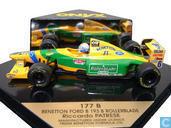 Benetton B193B - Ford 'Rollerblade'