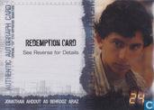 Jonathan Ahdout as Behrooz Araz