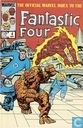 index to the Fantastic Four