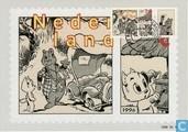 Ansichtkaart strippostzegel 70 cent
