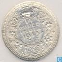 Inde britannique ¼ rupee 1945 (Bombay - 5 petit)