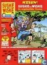 Strips - Suske en Wiske weekblad (tijdschrift) - 2001 nummer  24