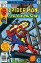 Comics - Captain Britain - Marvel Team-Up 65