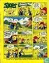 Strips - Sjors van de Rebellenclub (tijdschrift) - 1960 nummer  23