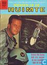 Comics - Mensen in de ruimte - Kolonel Mc Cauley leidt drie mannen op een expeditie naar de maan