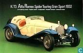 Alfa Romeo 8C 2300 Spider Touring Gran Sport