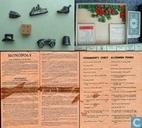 Brettspiele - Monopoly - Monopoly mini-doosje met los bord