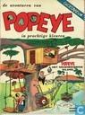 Comics - Popeye - Het geheimzinnige eiland