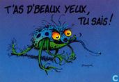 """Les Monstres 9 """"T'as d'beaux yeux, tu sais"""""""
