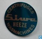 Siwa Heeze Centrifuges Wasmachines