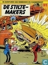 Comics - Spirou und Fantasio - De stiltemakers