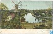 Panorama aan de Hoornbrug