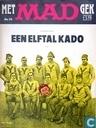 Bandes dessinées - Mad - 1e series (revue) (néerlandais) - Nummer  35