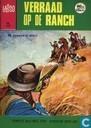 Comic Books - Lasso - Verraad op de ranch