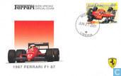 1987 Ferrari F1 87