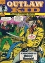 Comic Books - Outlaw Kid - De waanzinnige van Monster Mountain!