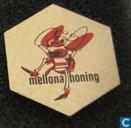 Mellona honing zwart