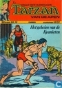 Comic Books - Tarzan of the Apes - Het geheim van de Kyanieten