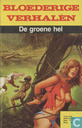 Strips - Bloederige verhalen - De groene hel