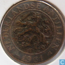 Netherlands Antilles 1 cent 1961