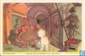Tom Poes kaart Serie 3. Nr. 16