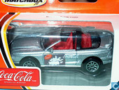 Model cars - Mattel / Matchbox - Ford Mustang Cobra 'Coca Cola'