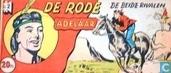 Comic Books - Rode Adelaar, De - De beide rivalen