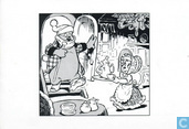 Cartes postales - Tom Pouce - Uitgeverij Panda Kerstkaart 1992/1993 [met opdruk]