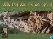 Anasazi - de verloren pueblos van Mesa Verde!