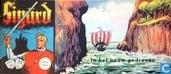 Comics - Sigurd - In het nauw gedreven