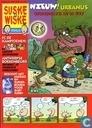 Comic Books - Suske en Wiske weekblad (tijdschrift) - 2000 nummer  44