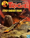 Comic Books - Trigan Empire, The - Stad onder vuur