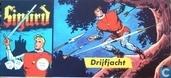 Strips - Sigurd - Drijfjacht