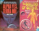 Books - Delany, Samuel R. - Alpha Yes, Terra No! + The Ballad of Beta-2