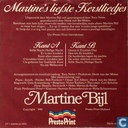 Disques vinyl et CD - Bijl, Martine - Martine's liefste kerstliedjes