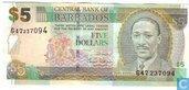 Barbados $ 5