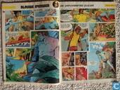Comic Books - Blauwe Sperwer, De - De Peruviaanse puzzel