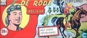 Comic Books - Rode Adelaar, De - Stuifzand