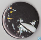 Batman + Batmobile - Michael Keaton