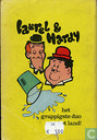 Bandes dessinées - Laurel et Hardy - Laurel en Hardy pocket nr. 1